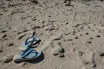 Vergessene Flip-Flops...
