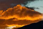 Der Himmel über Oberdorf am 18. September 2011