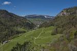 Solothurner Jura zwischen Balsthal und Mümliswil