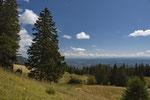 Blick aufs Mittelland, Solothurner Jura