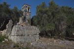 Kirchenruine bei Valtos