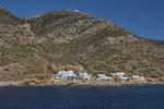 Vor der Insel Sífnos