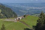 Gehöft in den Freiburger Alpen