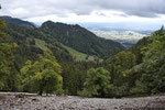 Schuttflur im Solothurner Jura