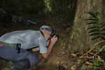 Beim Fotografieren der Tamagá (© Heidi Dummermuth)