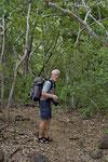 Unterwegs im Trockenwald, Parque Nacional Santa Rosa, Guanacaste