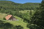 Gehöft im Solothurner Jura