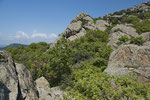 Thrakische Felslandschaft