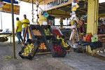 Früchteverkauf, Volcán Poás