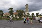 Die Kirche von La Fortuna