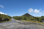 Auf dem Cerro de la Muerte (ca. 3'330 m ü./M.)