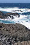 Basalt und Meer, Las Calcosas