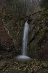 Wasserfall, Brügglibach-Schlucht