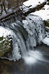 Klirrende Kälte, Verenaschlucht, Solothurn