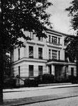 Evangelisches Hospiz an der Poppelsdorfer Allee um 1910, Bildnummer: bbv_00118