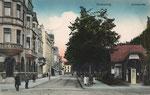 Godesberg Moltkestraße um 1910, Bildnummer: bbv_01057