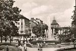 Kaiserplatz um 1960, Bildnummer: bbv_00512