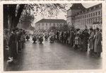 15. Dezember 1950, Bundespräsident Heuss bezieht seinen Amtssitz (Villa Hammerschmidt), Bildnummer: bbv_01175