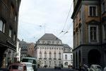Altes Rathaus um 1965, Bildnummer: bbv_00703