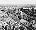 Am Hof um 1910, Bildnummer: bbv_00066