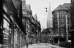 Gangolfstraße um 1924, Bildnummer: bbv_00294