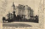Kronprinzenvilla in der Wörthstraße um 1905, Bildnummer: bbv_00509