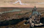 Schloss Drachenburg, Heliochromdruck um 1905, Bildnummer: bbv_00991