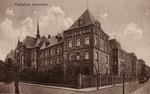 Collegium Leoninum, um 1915, Bildnummer: bbv_01248