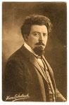 Der Bonner Schriftsteller Hans Eschelbach, Bildnummer: bbv_00284