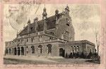 Ehem. Stadthalle in der Gronau um 1910, Bildnummer: bbv_00832