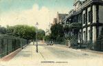 Kaiserstraße, Heliochromdruck um 1910, Bildnummer: bbv_00455