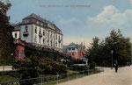 Ehem. Oberbergamt, jetzt Institut für Geschichtswissenschaft, Heliochromdruck um 1905, Bildnummer: bbv_00348