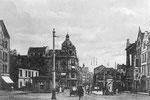 Friedensplatz um 1905, Bildnummer: bbv_00293