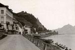 Rolandseck, Fotografie von 1900, Bildnummer: bbv_01095