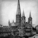 Münsterkirche um 1900, Bildnummer: bbv_00081