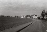 Dransdorf von der Meßdorfer Straße aus, Fotografie um 1980, Bildnummer: bbv_01127