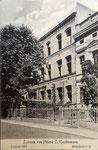Klostermann-Lyzeum um 1910, Bildnummer: bbv_00598