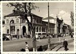 Bahnhofstraße um 1960, Bildnummer: bbv_00197
