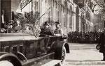 Besuch des Reichskanzlers Hindenburg am 22.3.1926, Bildnummer: bbv_00488
