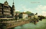 Königswinter, Heliochromdruck um 1908, Bildnummer: bbv_01039