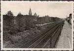 St. Elisabethkirche, Fotografie von 1950, Bildnummer: bbv_01190