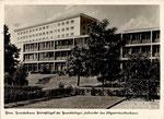 Bundeshaus Büroflügel um 1950, Bildnummer: bbv_00259