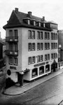 Meckenheimer Straße (heute. Thomas-Mann-Straße) um 1950, Bildnummer: bbv_00211