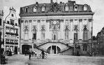 Marktplatz um 1910, Bildnummer: bbv_00062