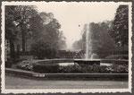 Kaiserbrunnen, Fotografie 1950, Bildnummer: bbv_01184