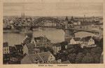 Alte Rheinbrücke, Bildnummer: bbv_00762