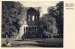 Klosterruine Heisterbach um 1930, Bildnummer: bbv_00988