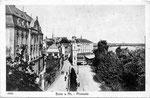 Ehem. Oberbergamt, jetzt Institut für Geschichtswissenschaft, um 1905, Bildnummer: bbv_00771