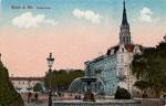 Kaiserplatz, Heliochromdruck um 1910, Bildnummer: bbv_00373
