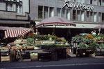 Marktplatz, Dia um 1965, Bildnummer: bbv_00706
